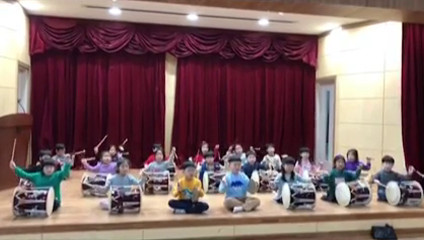 제14회 명천유치원 졸업식 축하공연 영상 (햇님2반)